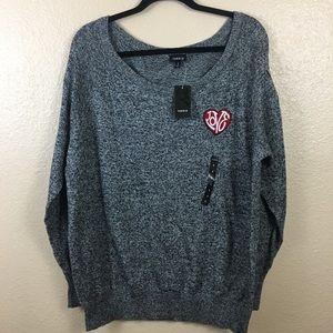 NWT Torrid sweater sz 2X